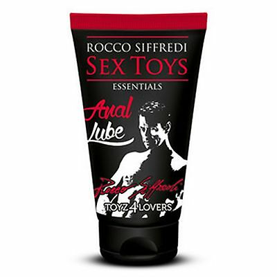 Lubrificante Anale Rocco Siffredi Essentials 100 Ml Gel Rapporto Intimo