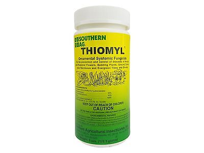 Thiomyl Systemic Fungicide - Generic Clearys 3336 50% - Roses, Shrubs, Turf, etc