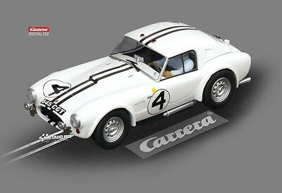 Carrera auto digital 132 Shelby Cobra 289 Hardtop Coupe `63 No.4 30620
