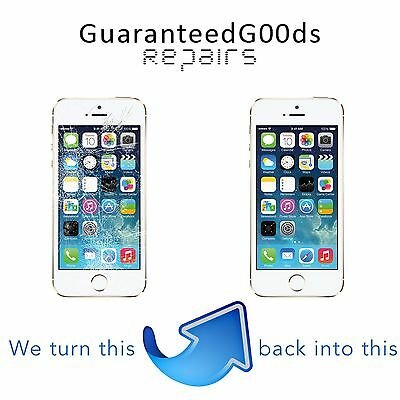 Apple iPhone 5S OEM LCD or Glass Screen Digitizer Replacement Repair Service