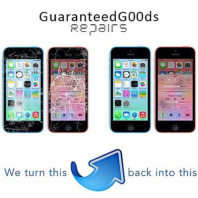 Apple iPhone 5C OEM LCD or Glass Screen Digitizer Replacement Repair Service