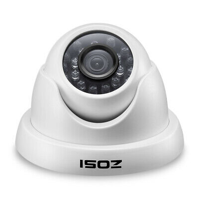 ZOSI 960H HD 1000TVL 24 IR LEDs Outdoor CCTV Security Dome Camera Night Vision