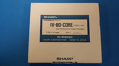 Sharp Iv-80-Core High Performance Image Processor