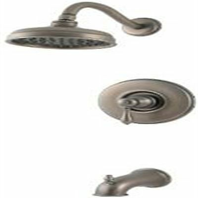 Pfister -Marielle- 808-M0BE Marielle Tub and Shower Faucet, Rustic Pewter