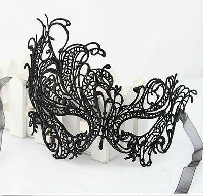 Mysterious Fashion soft Lace Party Ball Masquerade Fancy Dress costumes  Mask