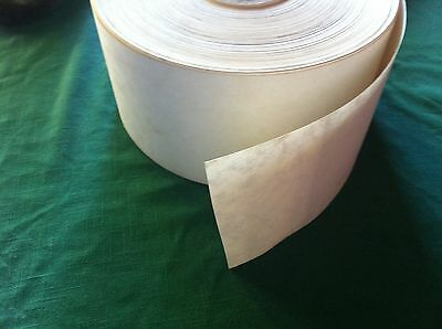 "Nomex 410 Insulation Paper 10 mil thick (0.25mm) each 5.25""x11"" Sheets"