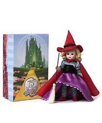 Madame Alexander Limited Edition 75th Anniversary 2014 Wicked Witch of the East