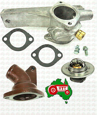 Thermostat Housing Complete Kit Massey Ferguson Tractor TE20 TEA20 TED20