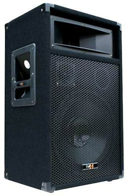 "600 Watt DJ PA LAUTSPRECHER Disco PARTY Box 30cm / 12"" Subwoofer Bass PW30 NEU"