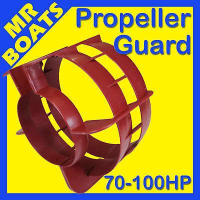 70HP - 100HP OUTBOARD - PROPELLER GUARD - Boat Engine Marine PROP GUARD 70-100HP