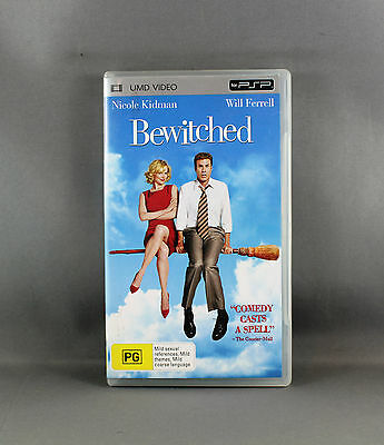 Bewitched - Umd Video For Psp (Playstation Portable) Region 4 - Pre-Owned