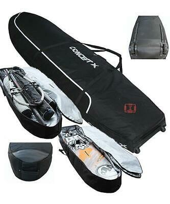 CONCEPT X Doppel Boardbag 7.3 PRO Double XX Freestyle Wave 230 Sessionbag
