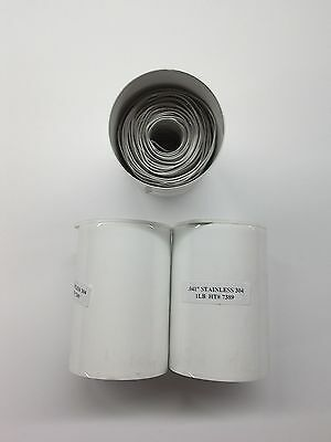 """XRP 820025 1lb can .025/"""" diameter Stainless Steel Lock//Safety Wire"""
