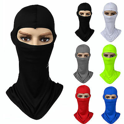 Motorcycle Cycling Ski Neck Protecting Outdoor lycra Balaclava Full Face Mask GB