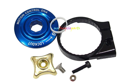 RockShox Remote Spool// Cable Clamp Kit for XC32// Recon Silver// Sektor Silver