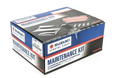 Genuine Suzuki GSX-R600 K1-K3 2001-2003 Maintenance Kit 16500-35810