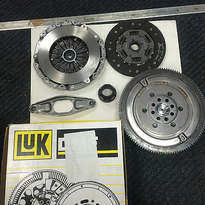 Bmw 330D 3.0 M Sport E90 Dual Mass Flywheel & Clutch Luk Original