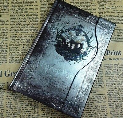 New Vintage Harry Potter Diary Planner Journal Day Scheduler Notebook