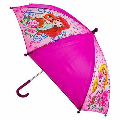 Childrens Disney Palace Pets Umbrella 100% Official Licensed Item Brand New