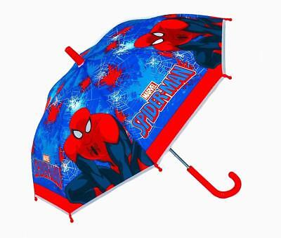 "Childrens ""spiderman"" Umbrella 100% Official Licensed Item Brand New"