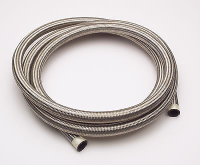 XRP 301510 Stainless Steel Braided AN Hose - #10 - 15 Foot Section