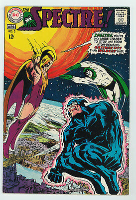 Spectre #3 6.5 Neal Adams Art Off-White To White Pages Silver Age B