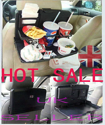 car travel dining tray/meal table/bottle drink holder