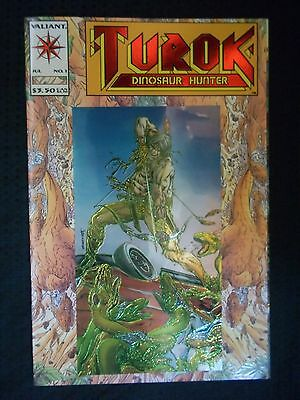 Valiant Comics 1993 VOL 1 # 1 TUROK DINOSAUR HUNTER