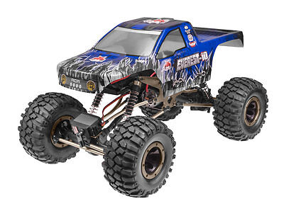 Redcat Racing Everest-10 1/10 Scale RC Remote Control Rock Crawler 2.4GHz
