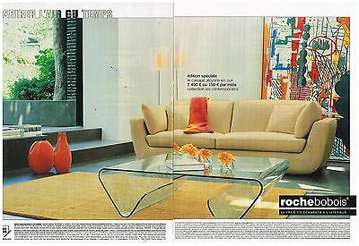 publicite advertising 095 2005 natuzzi fauteuils canap s 2 pages eur 3 00 picclick fr. Black Bedroom Furniture Sets. Home Design Ideas
