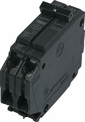 GE THQP215 15A 120/240V 2P Plug-In Circuit Breaker