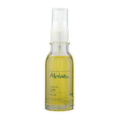 Melvita Lily Oil 1.7oz,50ml Face & Hand Treatment Care Natural & Organic #13978