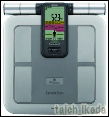NEW Omron body composition total body scan HBF-375 from JAPAN