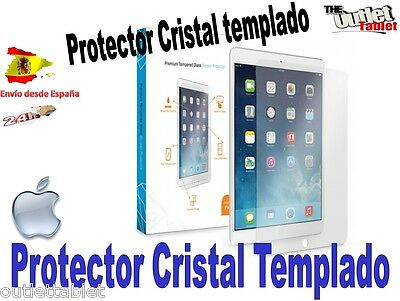 Protector de pantalla cristal templado para Ipad Air 2 Apple tempered glass h9