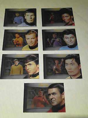 star trek heroes and villains chase set