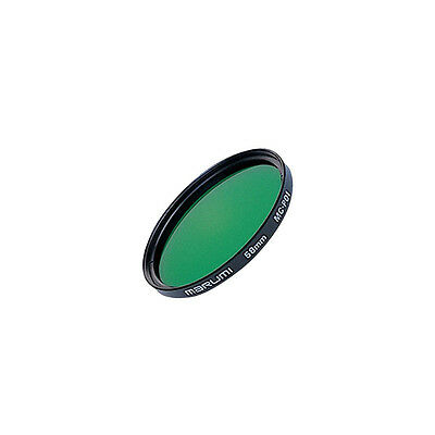 Genuine Marumi MC-PO1 Green Lens Filter 52/58/67/72/77mm EU STOCK Made in Japan