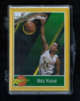 1991-92 WRIGHT STATE Basketball Team Set w/ EDWARDS,UNDERHILL