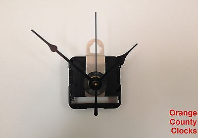 """Seiko Battery Quartz Clock Motor Movement Kit, Dials Up to 1/2"""" with 3"""" hands, B"""