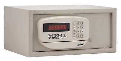 MESA SAFE COMPANY MH101 Hotel and Residential Safe, 0.4 cu ft