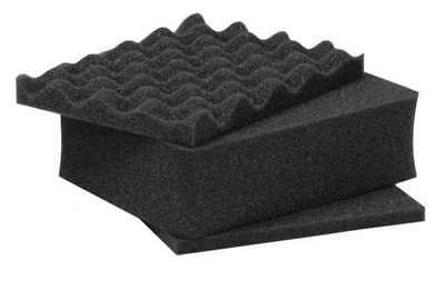 NANUK CASES 905-FOAM Foam Inserts, 3 Part, for 905 Nanuk Case