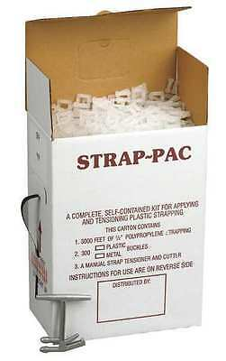 PAC STRAPPING PRODUCTS SP-P Plastic Strapping Kit