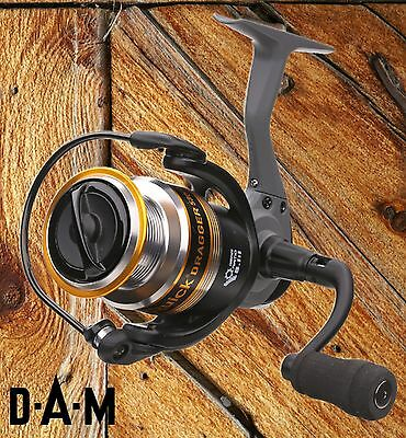 DAM Quick DRAGGER FD, Spinnrolle