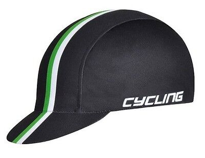 New Fashion Cycling Bicycle Bike Breathable Sweat Proof Polyester Hat Riding Cap