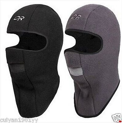 New Snowboard Winter Bicycle Motorcycle Warm Neck Full Face Mask Hat Cap black
