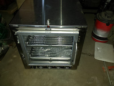 Piper DO-2H-CT Super Systems Hearth Type Oven (2 Half Pan Oven)