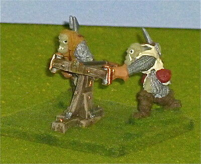 25mm Fantasy Orc Crossbow Grenadier Miniatures