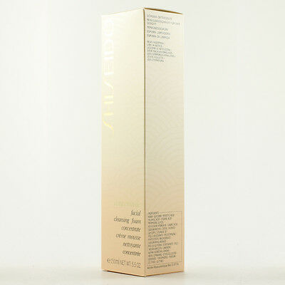 Shiseido Facial Concentrate ★ Facial Cleansing Foam Concentrate 150ml