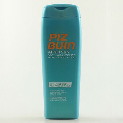 Piz Buin After Sun Soothing & Cooling Moisturizing Lotion 200ml NEU&OVP