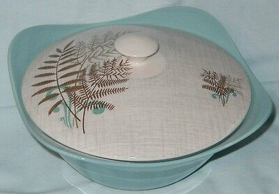 Rock Fern by J & G Meakin Covered Serving Bowl, South Seas #2