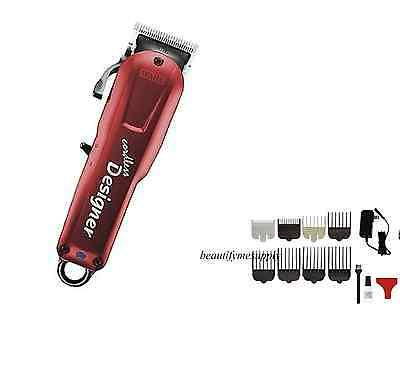 Wahl Cordless Designer Cord/Cordless  lithium-ion  Clipper 8591